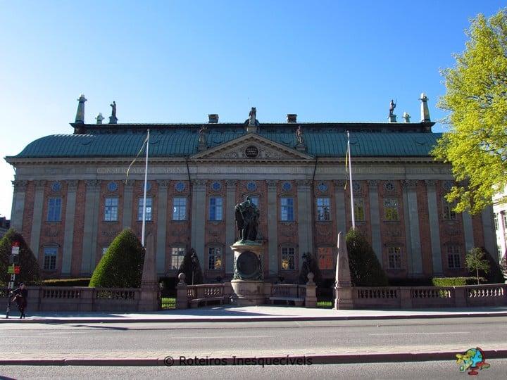 Riddarhuset - Estocolmo - Suecia