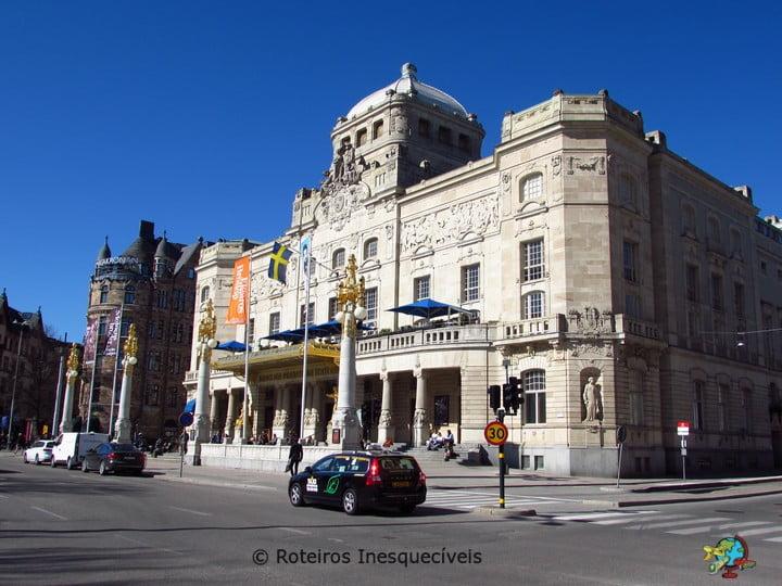 Royal Drama Theatre - Estocolmo - Suecia