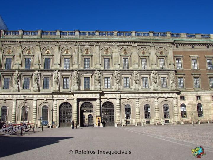 Palacio Real - Estocolmo - Suecia