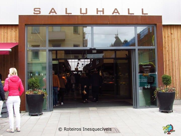 Saluhall - Estocolmo - Suecia