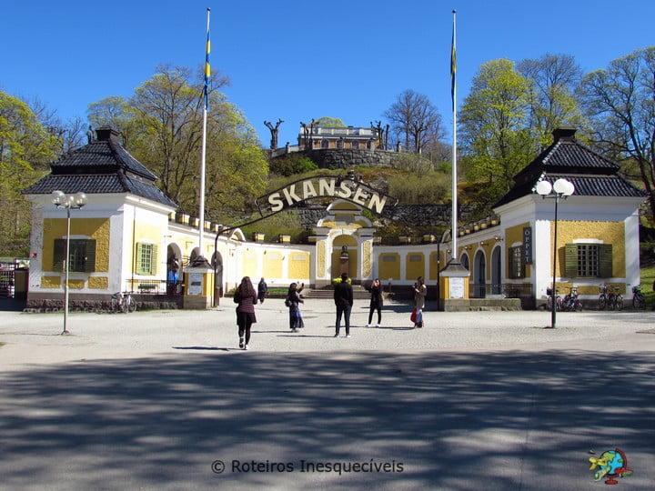 Skansen - Estocolmo - Suecia