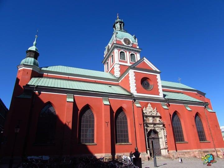 St Jacobs Kyrka - Estocolmo - Suecia