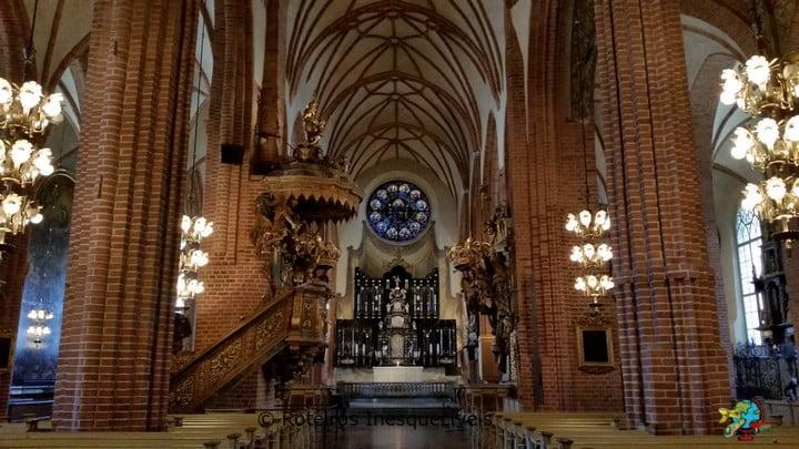 Storkyrkan - Estocolmo - Suecia