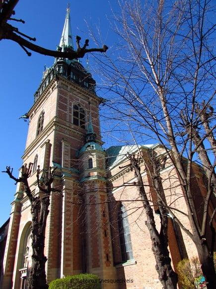 Tyska Kyrkan - Estocolmo - Suecia
