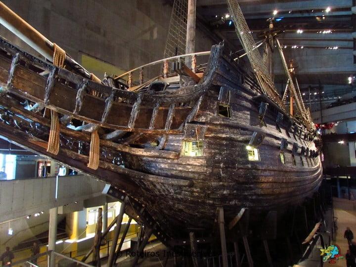 Vasa Museet - Estocolmo - Suecia
