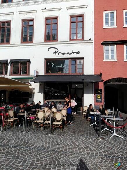 Cafe Pronto - Malmo - Suecia