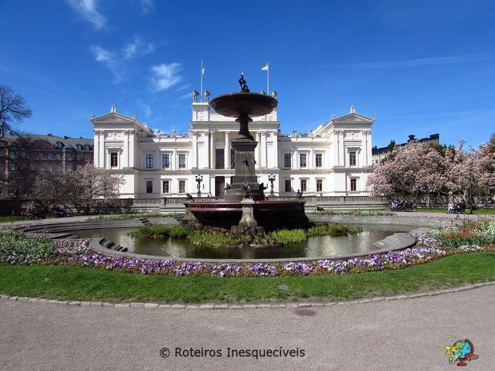 Universidade - Lund - Suecia