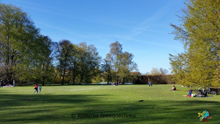 Pildammsparken - Malmo - Suecia