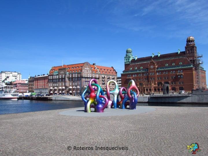 Spectral Self Container - Malmo - Suecia