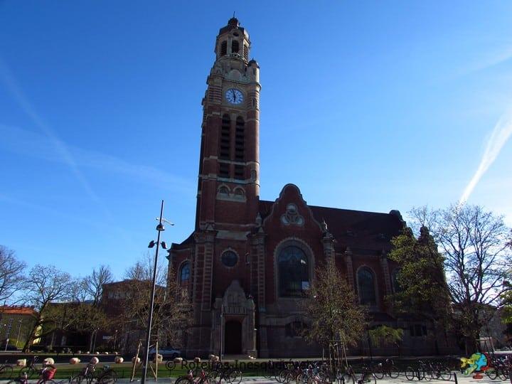 St Johannes Kyrka - Malmo - Suecia