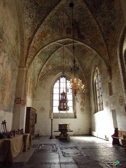 St Petri Kyrka - Malmo - Suecia