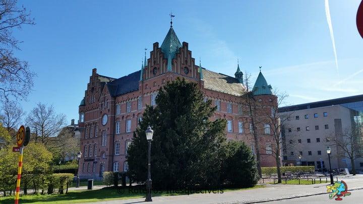 Statisbibliotek - Malmo - Suecia