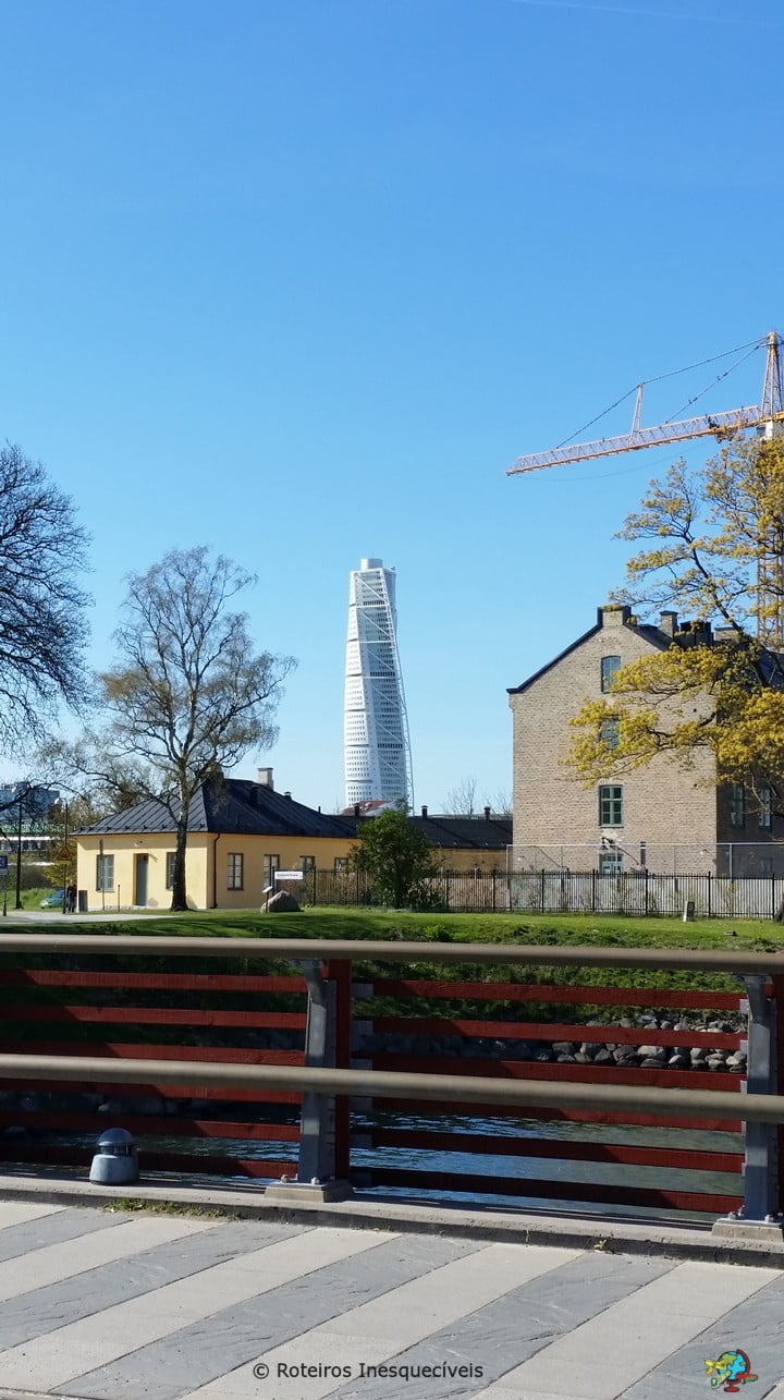 Turning Torso - Malmo - Suecia