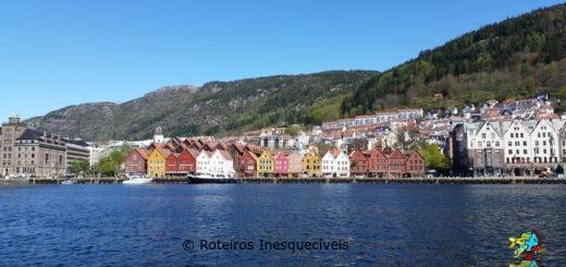 Bryggen - Bergen - Noruega