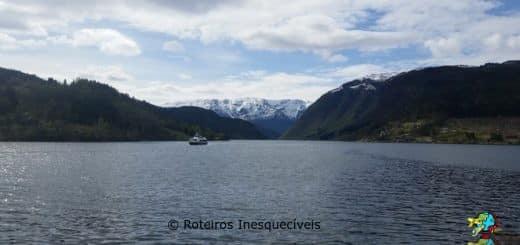 Hardangerfjord - Noruega