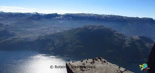Pulpit Rock - Stavanger - Noruega